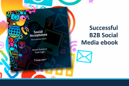 Successful b2b social media ebook