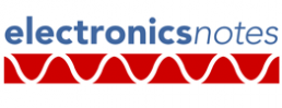 electronics notes logo