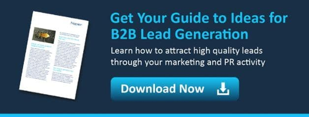 Ideas for B2B Lead Generation